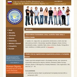 www.humandignity.sk