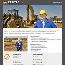 www.ratitae.sk